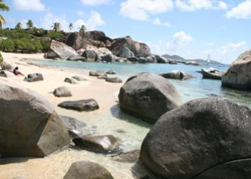 The Baths of Virgin Gorda